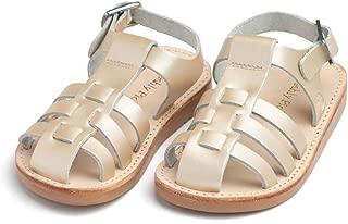 Freshly Picked - Bixby Little Girl Boy Leather Sandals - Toddler/Little Kid Sizes 3-13 - Multiple Colors