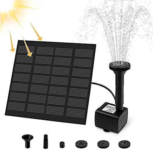 otumixx -  Solar Springbrunnen,