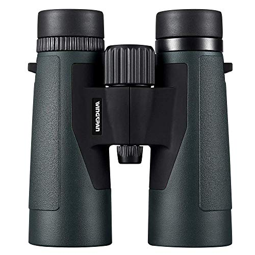 Wingspan Optics EagleScout 10X42 High Powered Binoculars for...