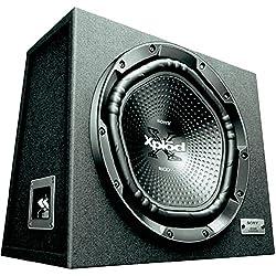 Sony XS-NW1202S Box Subwoofer (Black),Sony India Pvt Ltd,XS-NW1202S,sony,sony speaker,sony speakers,speakers,speaker
