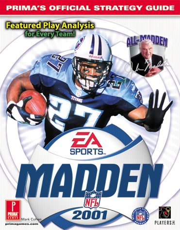 Madden NFL 2001: Prima's Official Strategy Guide