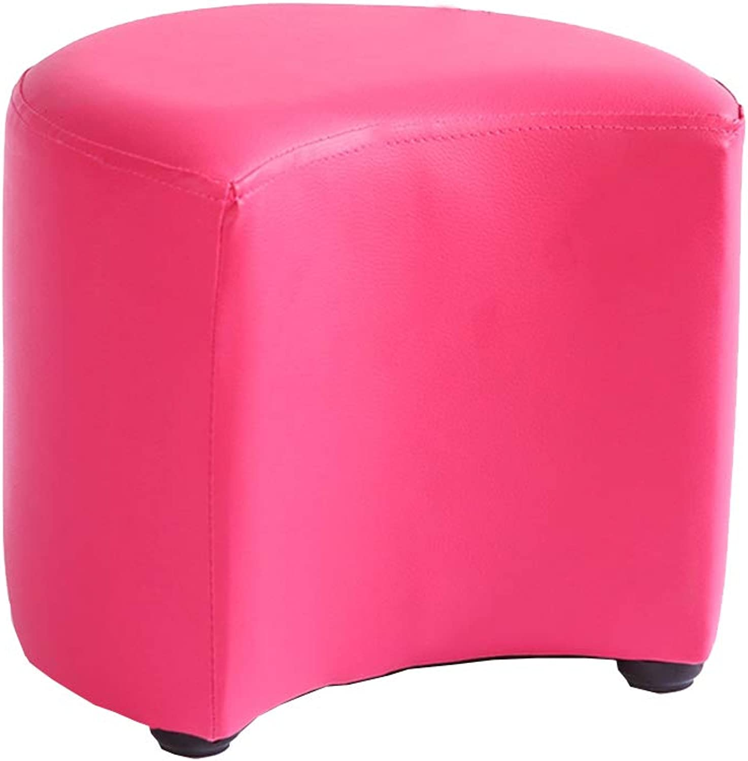 ZHAOYONGLI Stools Footstool Step Stools Work Stool Living Room Bedroom Cortex Change shoes Multicolor Selection Multiple Choices Creative Solid Durable Long Lasting