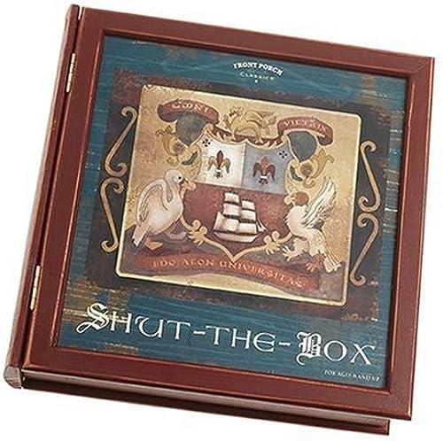 60% de descuento Shut-The-Box Shut-The-Box Shut-The-Box Bookshelf Edition by Front Porch Classics  despacho de tienda