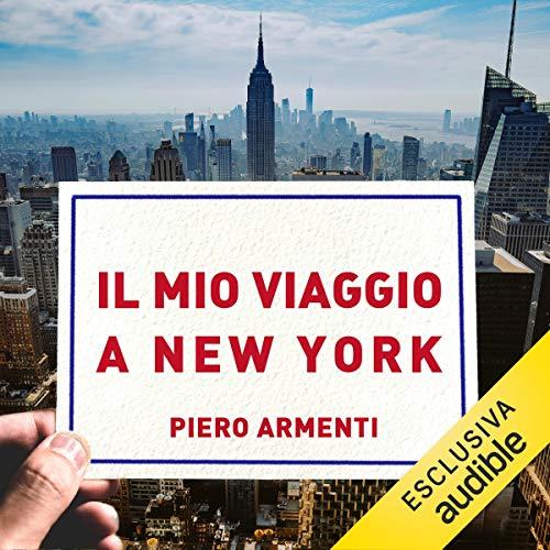 Il mio viaggio a New York copertina