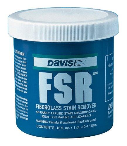 Davis Instruments FSR Fiberglass Stain Remover (16-Ounce)