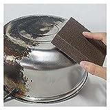 Caxmtu - Esponja mágica de carborundio para tetera, hervidor de agua, limpieza de cal, gran área, flexible (3 unidades)