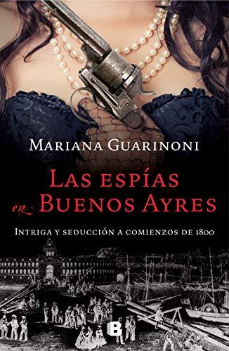 Las espías de Buenos Ayres - Mariana Guarinoni (Rom) 51DB2eG+WJL