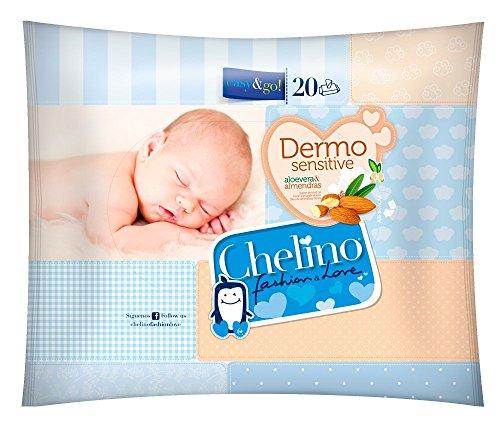 Chelino Fashion & Love Toallita Infantil - 20 Toallitas
