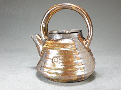 3 cup rustic wheel thrown stoneware teapot.