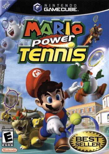 MARIO POWER TENNIS CUB