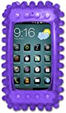 FoneFace BOUNCE GRAPE The ONLY Universal Cover - Skin - Retail Packaging - Purple