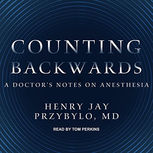 Counting Backwards audiobook cover art