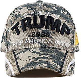 The Hat Depot Exclusive Trump Keep America Great/Make America Great Again 3D Signature Cap