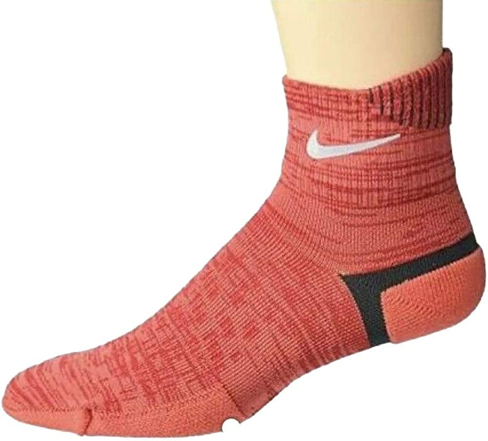 Nike Men`s Spark Elite Cushioned Pair Socks 1 Ankle Safety and Reservation trust