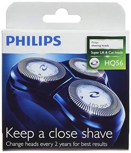 (正規品)フィリップス メンズシェーバー HQ900/マイクロアクション/ダブルアクションシリーズ 替刃 HQ56/51