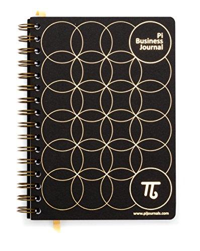 Pi Business Tagebuch & Notebook–Persönlicher Wochenüberblick, Arbeitsaktivitäten und Business Profit Taktik. Business Wachstum Planungs- und Arbeitsbuch.