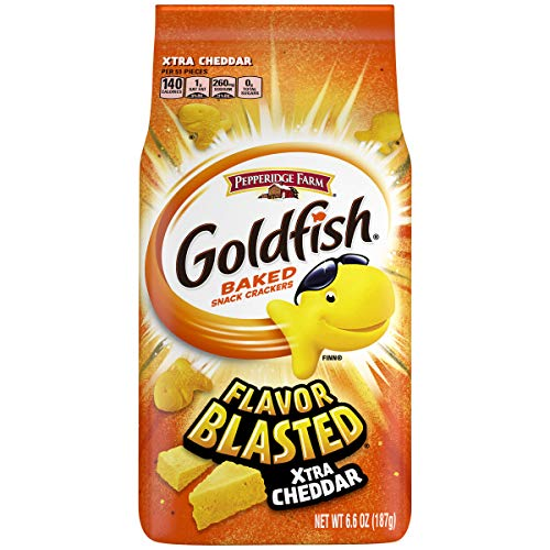 Pepperidge Farm Goldfish Crackers 6-Pack Now $8.89 **Only $1.48 Each**