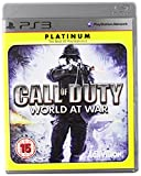 Call of Duty: World at War - Platinum (PS3) [Importación inglesa]