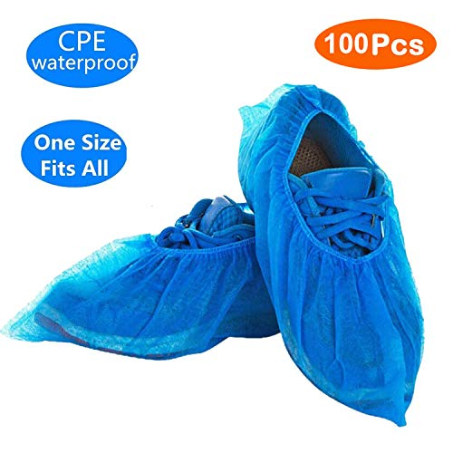 Oceantree Shoe Covers Disposable -100 Pack...