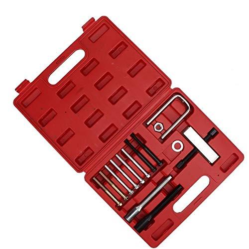 Auto-Lenkrad-Abzieher Remover Verriegelungsplatte Demontage Werkzeug Kompressor Installer Kit Steering Wheel Repair Tool Kit, Breite Anwendung