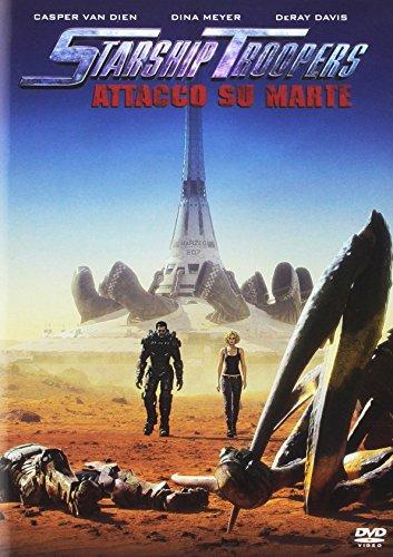 Starship Troopers Traidor De Marte [Blu-ray]: Amazon.es ...
