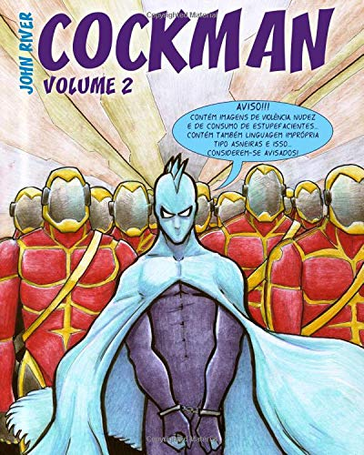 Cockman volume 2 (portuguese) (cockman and the rest)