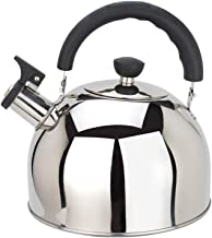 MSWL 3L/4L/5L/6L Kettle, Stainless Steel Kettle, Coffee Maker, Teapot, Teapot With Filter, Best Gift,Silver Kettle (Capaci...