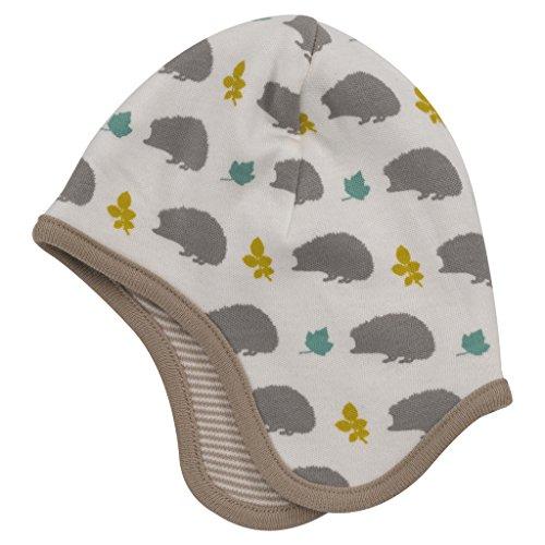 Pigeon-organics For Kids Bonnet Hedgehog Taupe 6-12 m