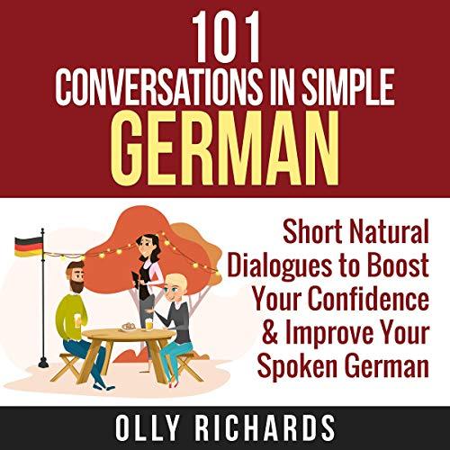 101 Conversations in Simple German Titelbild