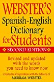 Merriam-Webster Webster's Spanish-English Dictionary for Students, Second Edition (English and Spanish...