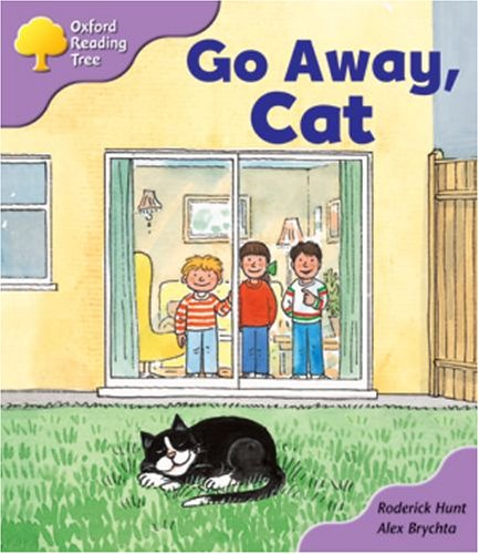 Oxford Reading Tree: Stage 1+: More First Sentences: Go Away, Catの詳細を見る
