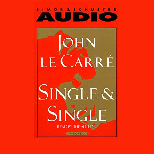 Single & Single audiobook cover art