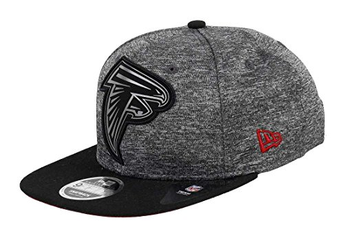 New Era Atlanta Falcons 9fifty Snapback Grey Collection Black/Grey - S-M