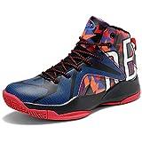 Chaussures de Basketball Homme, 10-bleu, 39 EU