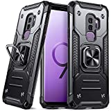 DASFOND Cover Samsung Galaxy S9 Plus/S9 Edge/S9+ -Nero