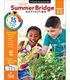 Summer Bridge Activities Workbook―Grades 4-5 Reading, Writing, Math, Science, Social Studies, Fitness Summer Learning Activity Book With Flash Cards (160 pgs)