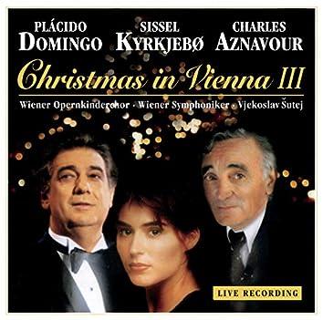 Christmas in Vienna III [Live]