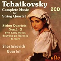 Tchaikovsky: Complete Music for String Q