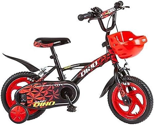 Minmin-chezi Kinderfürrad 2-4 Jahre altes Spielzeugauto-Kinderwagenjungen-mädchen 12-Zoll-fürradfürrad