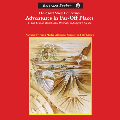 Adventures in Far-Off Places audiobook cover art