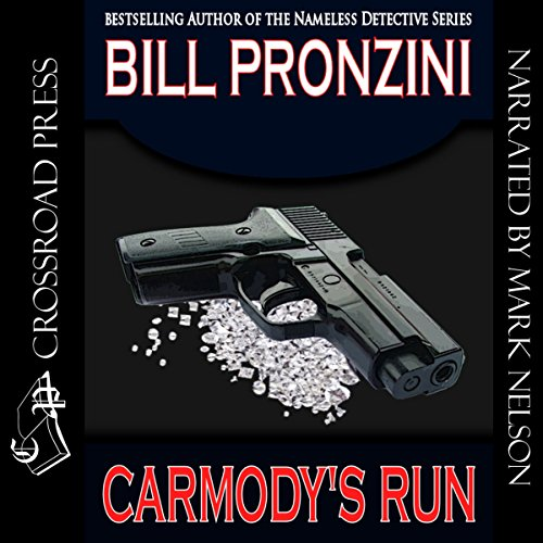 Carmody's Run audiobook cover art
