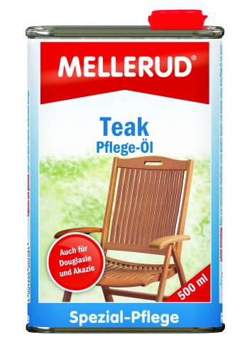 MELLERUD Teak Pflege-Öl 0.5 L 2001002084
