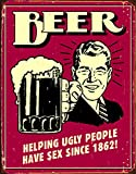 signs-unique Beer Ugly People Cartel de...