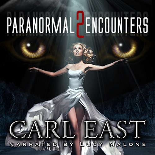 Paranormal Encounters 2 audiobook cover art