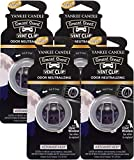 Yankee Candle Smart Scent Vent Clip, MidSummer's Night (4 Pack)