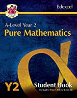 New A-Level Maths for Edexcel: Pure Mathematics - Year 2 Student Book (with Online Edition)