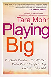 Playing Big by Tara Mohr - self love book #2