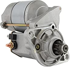DB Electrical SND0180 Starter for Subaru Baja 03-06, 2.2 2.2L 90-99, Legacy 96-04, 2.5 2.5L 00-04, Outback 3.0L 3.0 01-04/23300-AA230, 23300-AA230F, 23300-AA41A