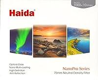 Haida NanoPro 75-pro nd1000フィルター75mm 1000x 10停止nd3.0hd3420