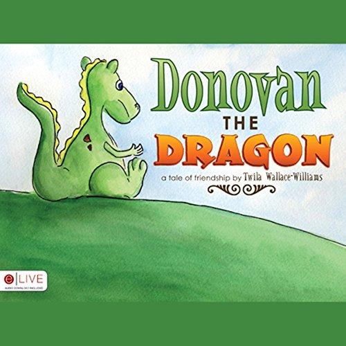 Donovan the Dragon  cover art